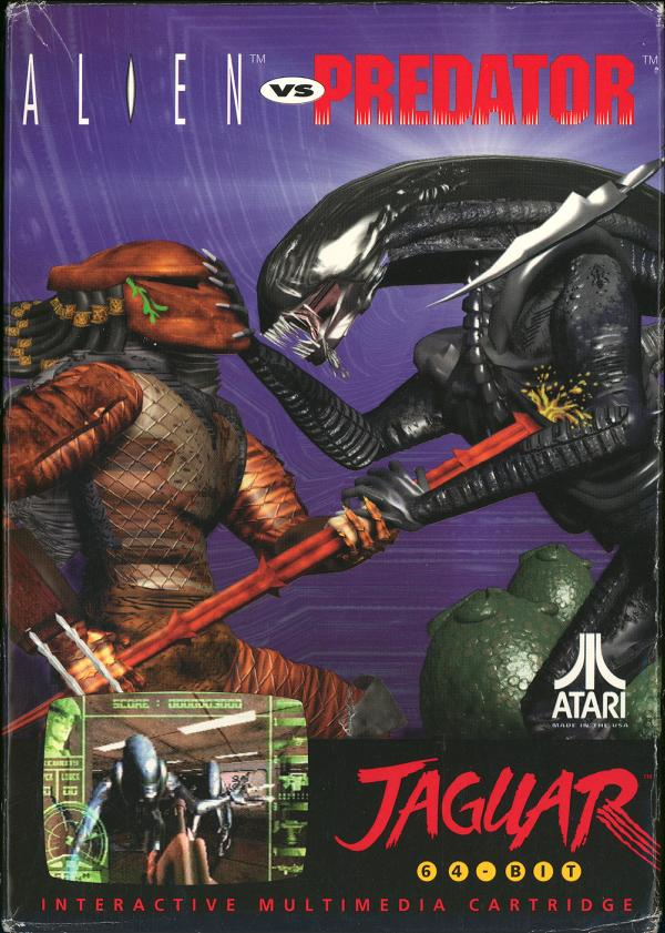 Alien vs. Predator - Box Front