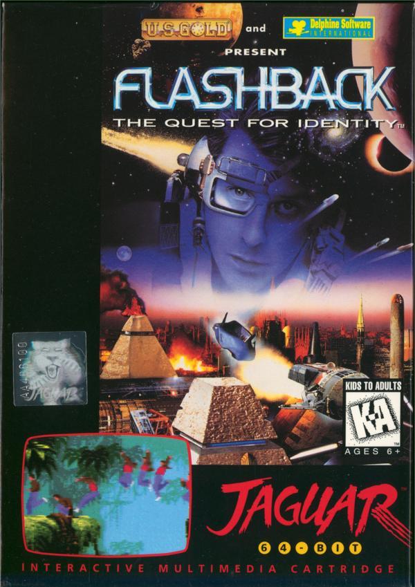 Flashback - Box Front