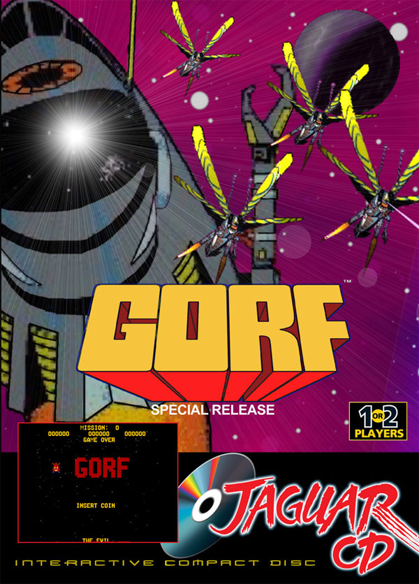 GORF Classic - Box Front
