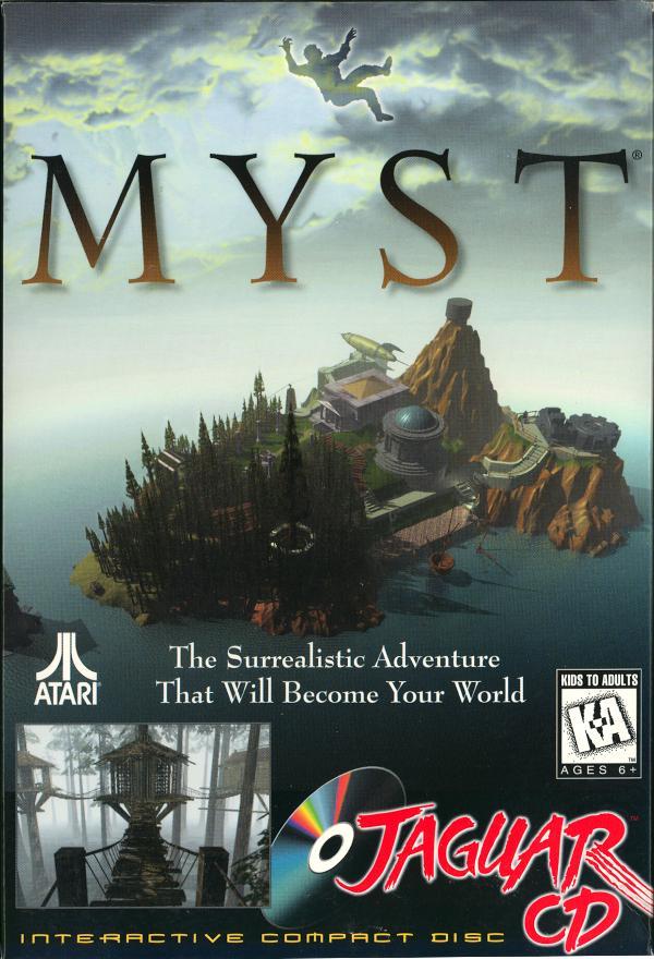 Myst - Box Front