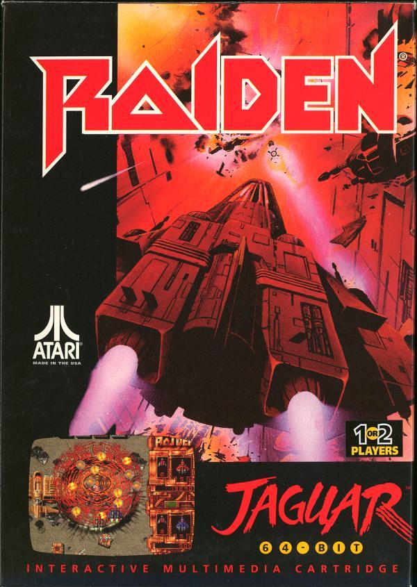 Raiden - Box Front
