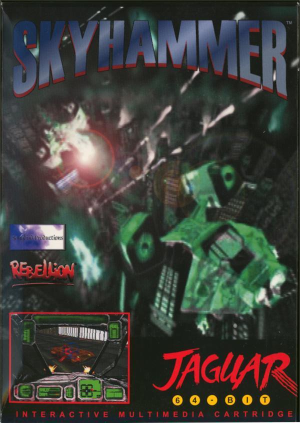 Skyhammer - Box Front