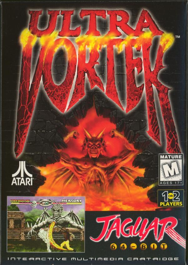 Ultra Vortek - Box Front