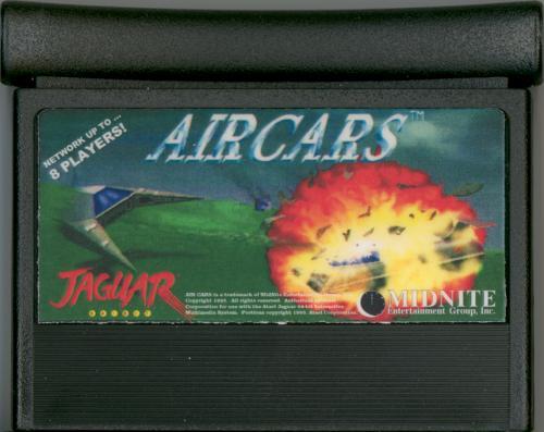 Air Cars - Cartridge Scan