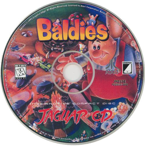 Baldies - Cartridge Scan
