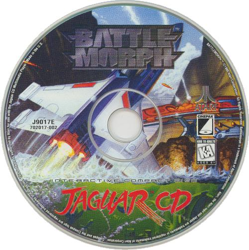 Battlemorph - Cartridge Scan