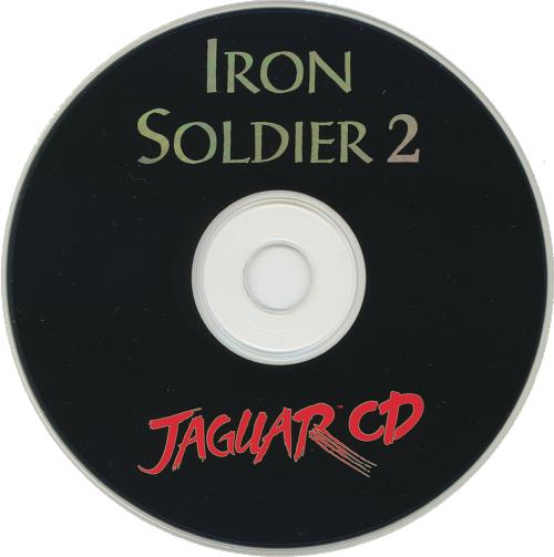 Iron Soldier II - Cartridge Scan