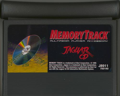 Memory Track - Cartridge Scan