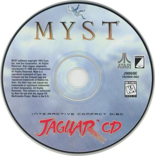 Myst - Cartridge Scan