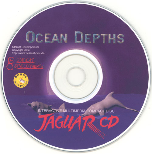 Ocean Depths - Cartridge Scan