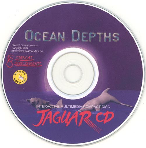 Ocean Depths - Cartridge Scan