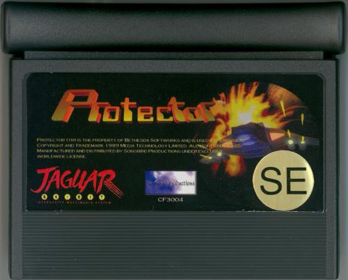 Protector: Special Edition - Cartridge Scan