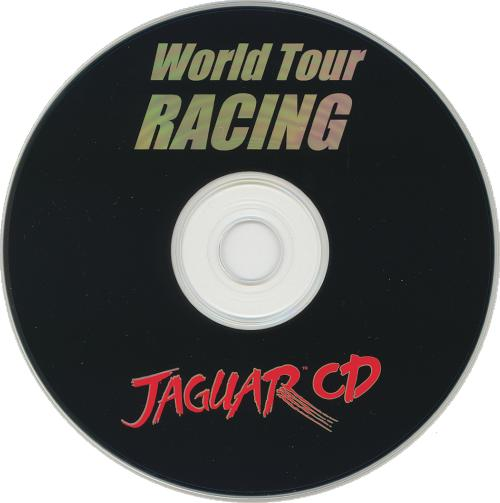 World Tour Racing - Cartridge Scan