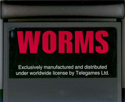 Worms - Cartridge Scan