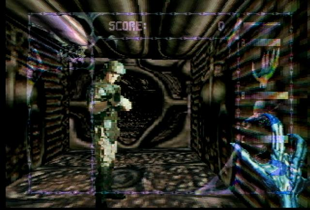 Alien vs. Predator - Screenshot