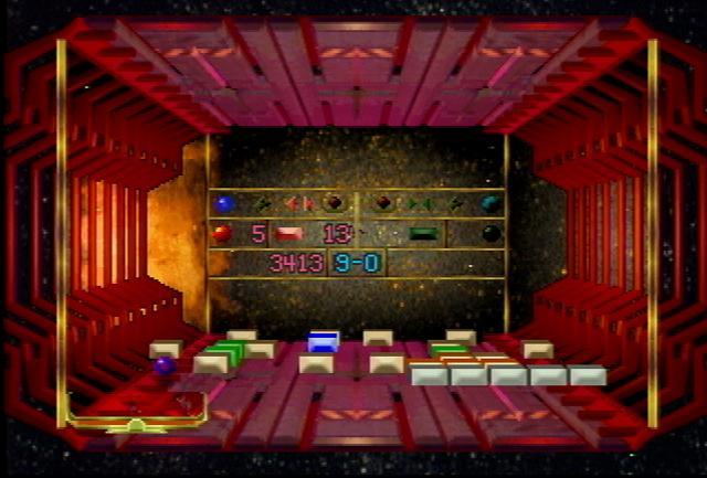 Breakout 2000 - Screenshot