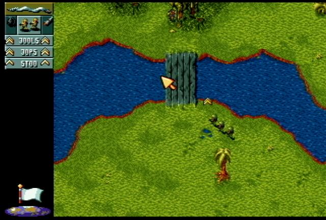 Cannon Fodder - Screenshot
