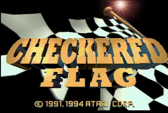 Checkered Flag - Screenshot