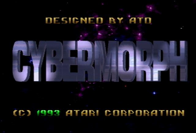 Cybermorph (2 Meg) - Screenshot
