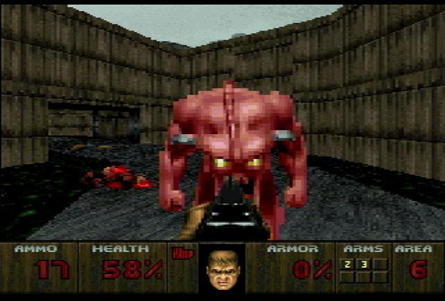 DOOM - Screenshot