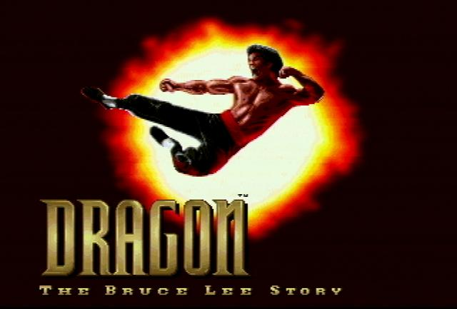 Dragon: The Bruce Lee Story - Screenshot