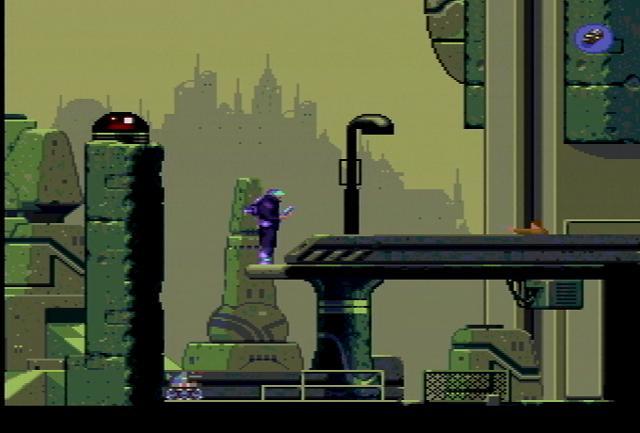 Flashback - Screenshot