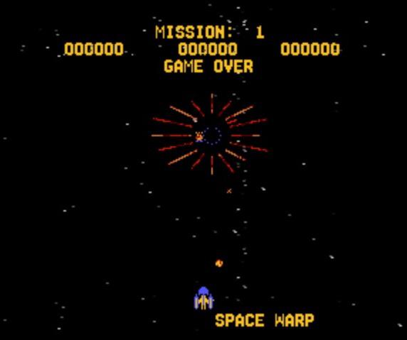GORF Classic - Screenshot