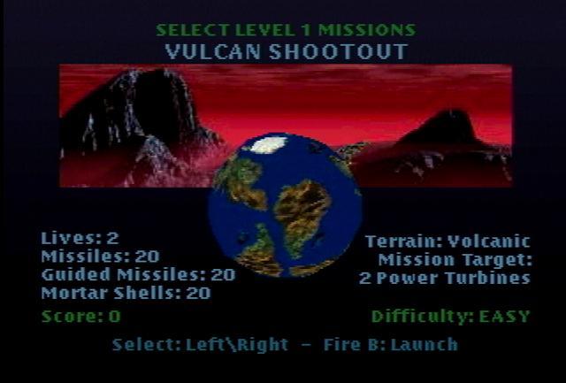 Hover Strike - Screenshot