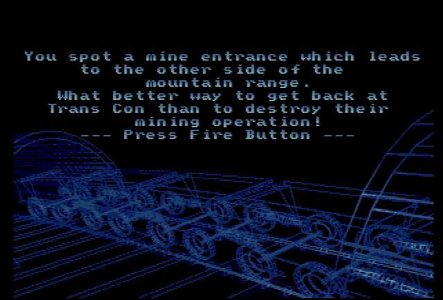 Hyper Force - Screenshot