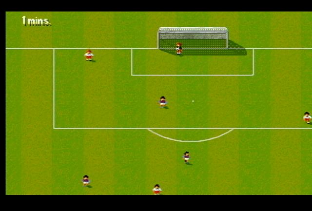 International Sensible Soccer - Screenshot