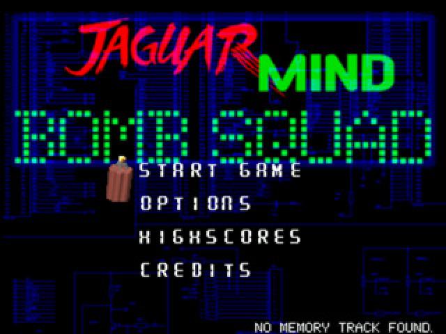 JagMIND: Bomb Squad - Screenshot