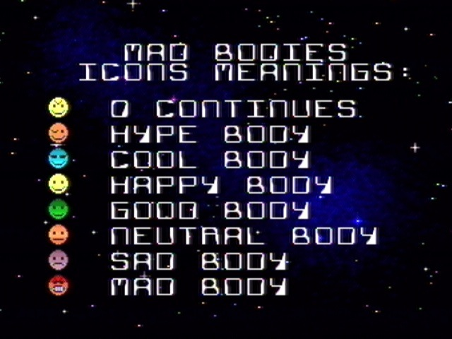 Mad Bodies - Screenshot