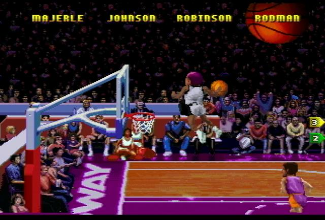 NBA Jam: Tournament Edition - Screenshot
