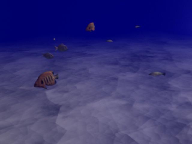 Ocean Depths - Screenshot