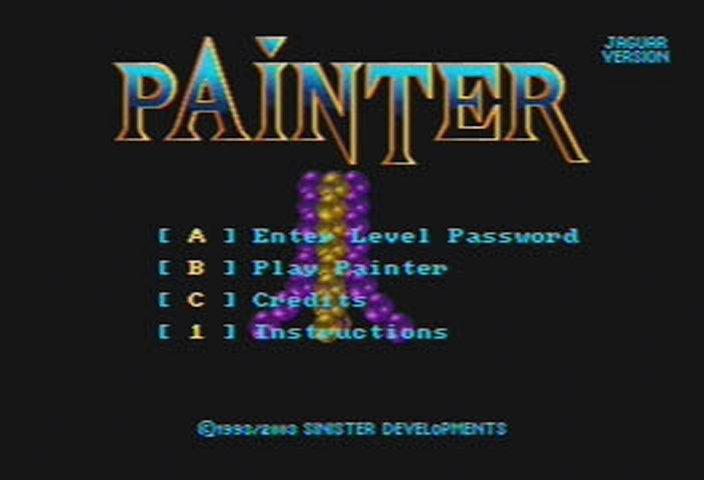 Painter - Screenshot