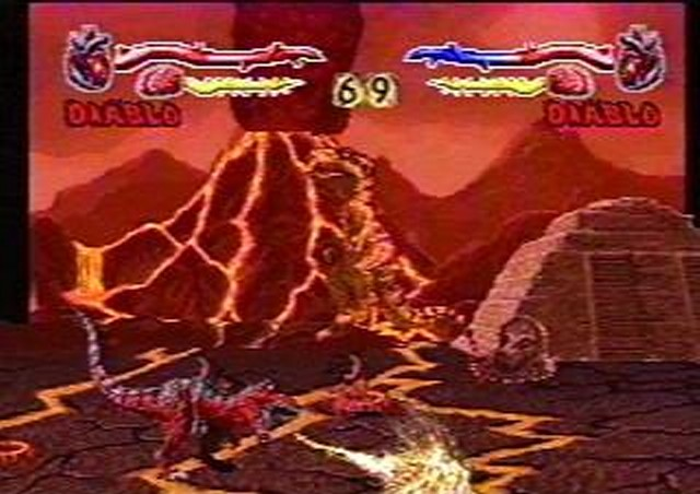 Primal Rage - Screenshot