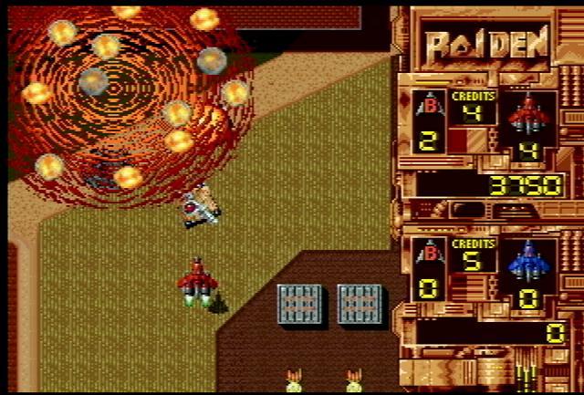 Raiden - Screenshot