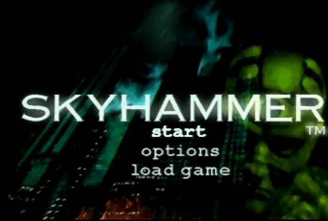 Skyhammer - Screenshot