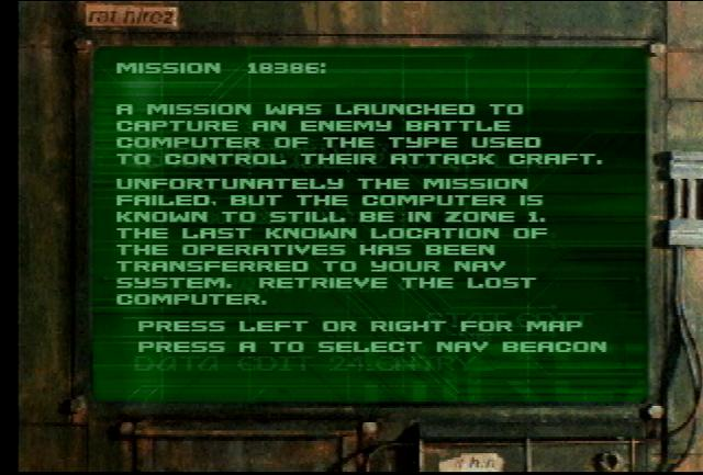 Skyhammer - Screenshot