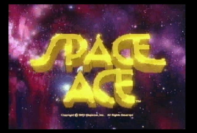 Space Ace - Screenshot