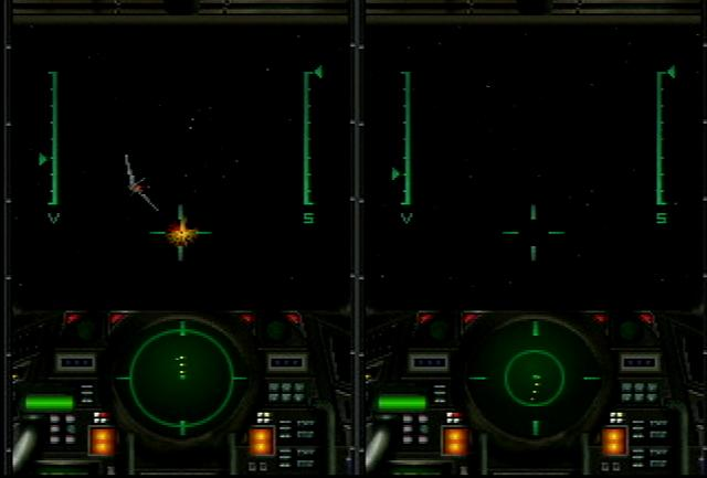 Space War 2000 - Screenshot
