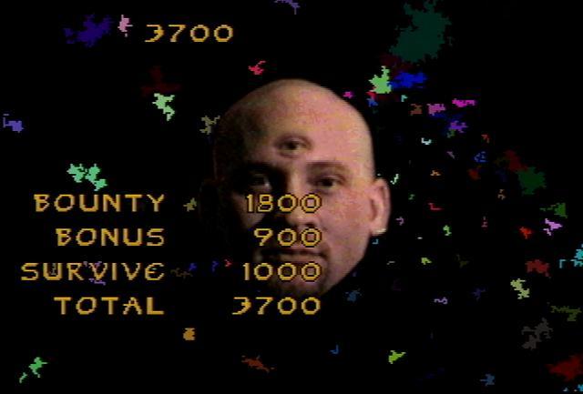 Space War 2000 - Screenshot