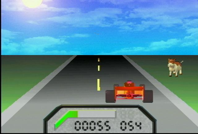 Speedster II - Screenshot