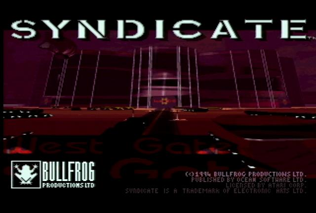 Syndicate - Screenshot