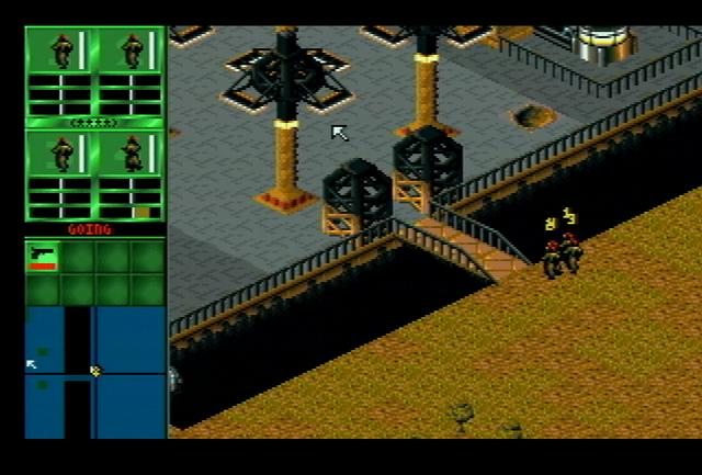 Syndicate - Screenshot