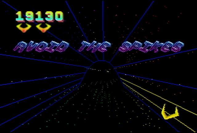 Tempest 2000 - Screenshot