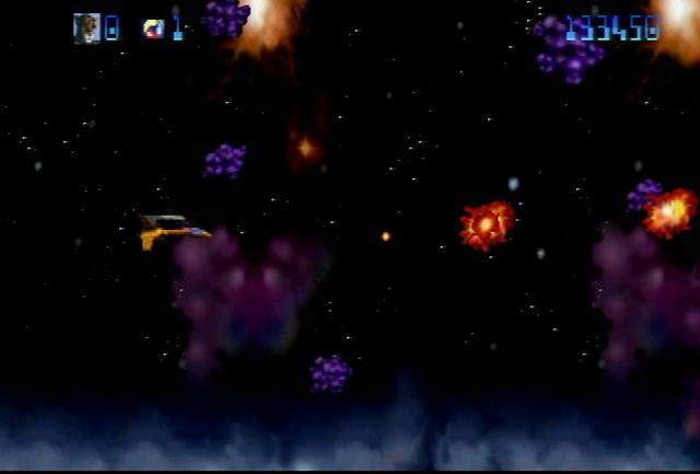 Trevor McFur in the Crescent Galaxy - Screenshot