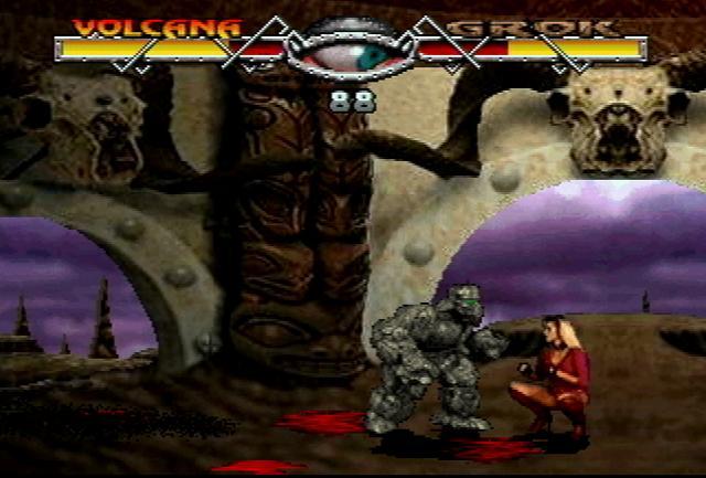 Ultra Vortek - Screenshot
