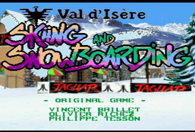 Val d'Isere Skiing & Snowboarding - Screenshot