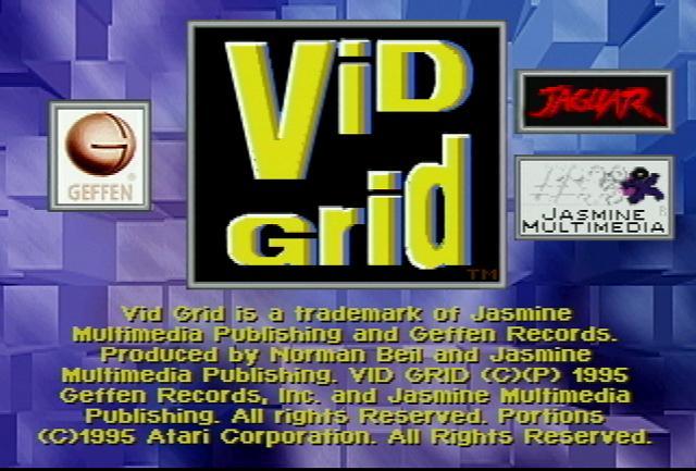 Vid Grid - Screenshot